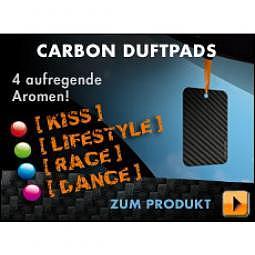CARBON DuftPad - ?Dance?, 1 St?ck, 3D-..