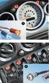 FOLIA TEC LEDControl Light, powerGreen..