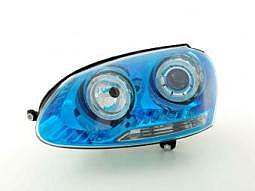 Scheinwerfer Angel Eyes Set fr VW Gol..