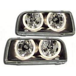 Scheinwerfer Angel Eyes Set fr VW Ven..