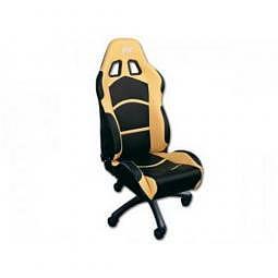 Bürostuhl Cyberstar schwarz/gelb