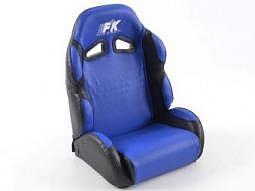 Kindersitz Sportsitz Mini 1 blau/schwarz