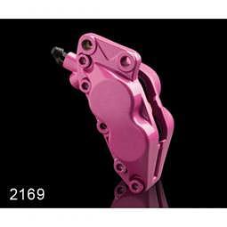 FOLIATEC BremsSattel Lack - pink-metallic