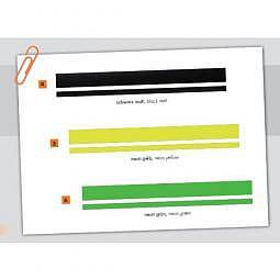 FOLIATEC Cardesign Sticker - LINES - schwarz matt, 5.8 x 150 cm