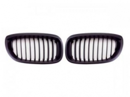 Sportgrill Frontgrill Grill BMW 3er Coupe Typ E46 Bj. 03-05 schwarz