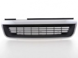 Sportgrill Frontgrill Grill Opel Vectra Typ A Bj. 92-95 schwarz/chrom